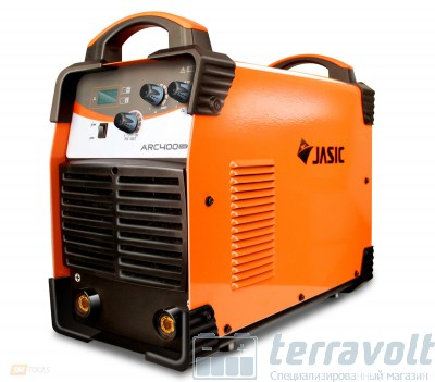 Jasic ARC-400 (Z312)+ TIG DC