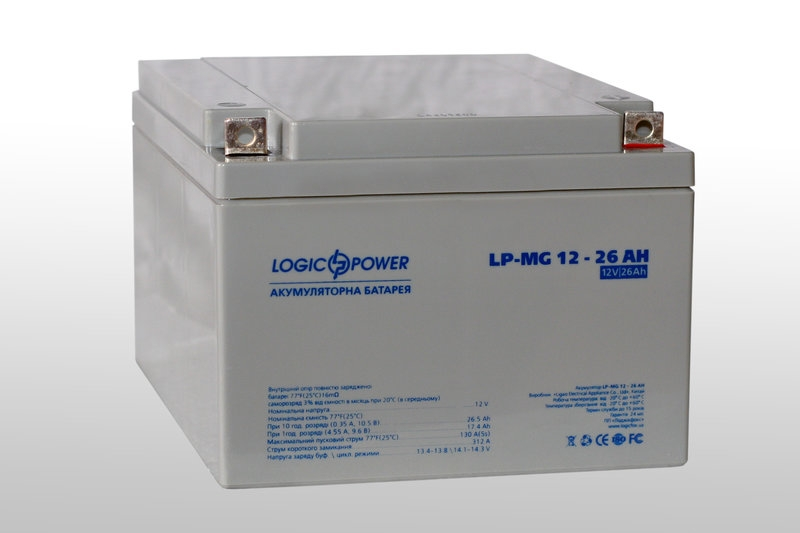 LogicPower MG 12 - 26 AH