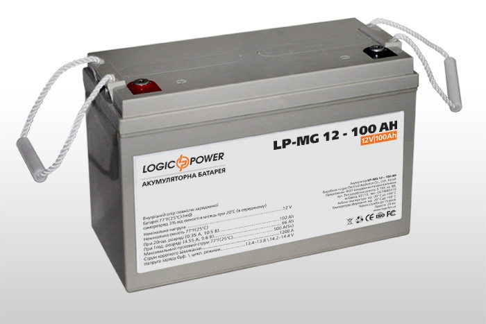 LogicPower MG 12 - 100 AH